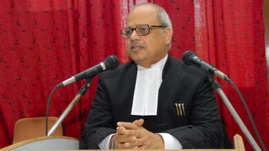 Photo of Former Chief Justice Eswaraiah tastes a bitter result in SC
