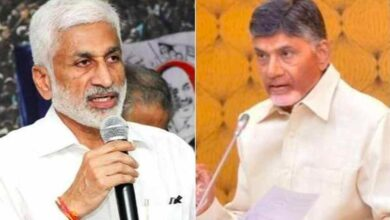 Photo of Even after 2 years, Babu did not know why he lost : Vijay Sai Reddy