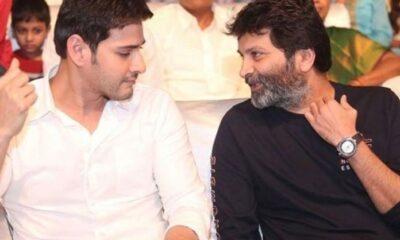 Mahesh Babu and Trivikram movie launch