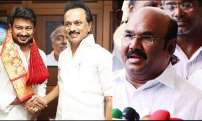 DMK Party members