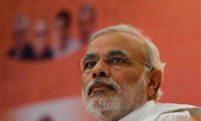 PM Modi cried