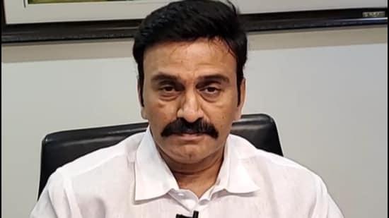 MP Raghu Rama Raju bail cancelled
