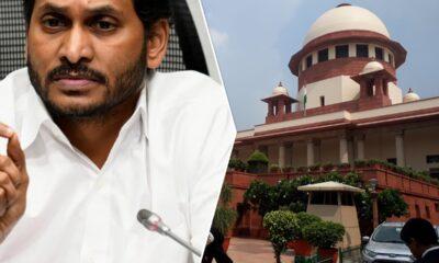 YS Jagan and Supreme Court ap inter examinations
