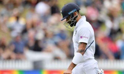 Team India Captain Virat Kohli