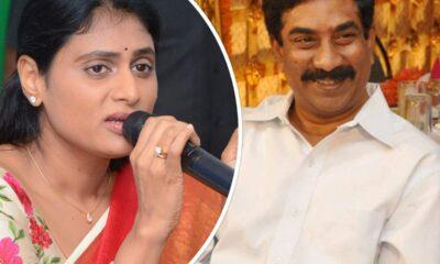 Radha Krishna, YS Sharmila