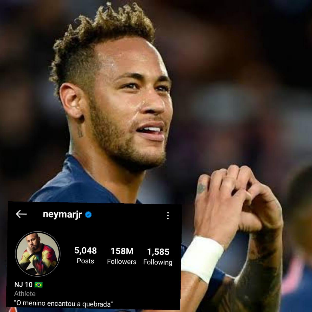 Jr Neymar Instagram Followers